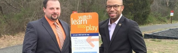 N.J. town's new 'Born Learning Trail' promotes school readiness