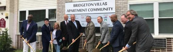 Company to spend $18.7 million to redevelop Bridgeton housing complex