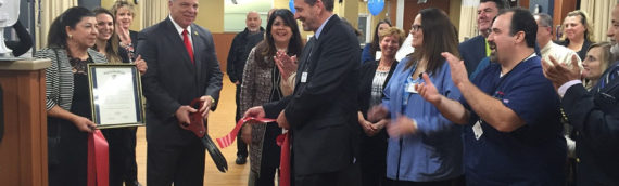 Sweeney Attends Grand Opening of New Health Care Clinic in Salem County