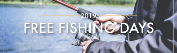 New Jersey's Free Fishing Days
